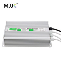 12V 24V LED Power Supply Unit Driver Electronic Transformer AC 110V 220V to 12 24 Volt 200W 250W 300W 360W Waterproof IP67