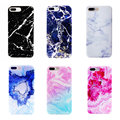Moda tpu macio imd mármore pedra rock case para iphone 7 6 6 s plus 5 5S se 7 plus 6 mais fundas capa colorida Capa