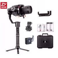 Zhiyun Crane Plus 3 Axis Handheld Gimbal Stabilizer for Sony Canon Nikon Panasonic all DSLR Cameras Support 2.5KG POV Mode