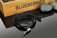 2.5/4.4/3.5mm balanced Audio Cable For Ultimate Ears UE TF5 TF10 10pro TF15 SF5 Pro SF3 tf10 Super.fi 3studio 5EB ePro Triple.fi