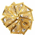 Gold Crystal Collagen Sleeping Eye Mask Hotsale Eye Patches Mascaras 50 pairs Fine Lines Face Care Skin Care