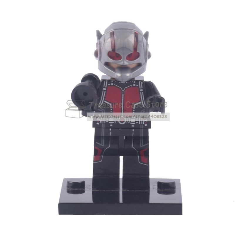 NO.152 Ant man Individual figure Super Hero Building Toys Blocks