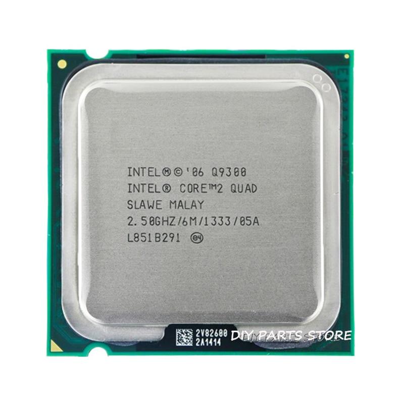 4 Core INTEL Core 2 Quad  Q9300 CPU Processor 2.5Ghz/6M /1333GHz) Socket LGA 775
