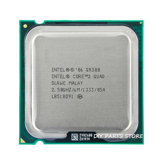 INTEL CORE 2 QUAD CPU Q9300 DRIVERS WINDOWS XP