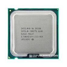 4 INTEL core 2 Quad Core Q9300 Процессор процессор 2,5 ГГц/6 м/1333 ГГц) разъем LGA 775