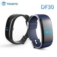 Teamyo df30 смарт браслет артериального давления кислорода умный браслет heart rate monitor watch смарт браслет для android iphone