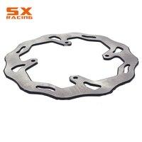 Motorcycle Front Brake Disc Rotor For HONDA CR250R CR450R CRF150 CRF230 SL XL250 XLR125 XR125 250 XR400 XR440 XR600 XR650