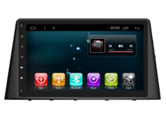 Chogath car multimedia player android 8.0 car radio <font><b>gps</b></font> for Peuget <font><b>308</b></font> 2016 image