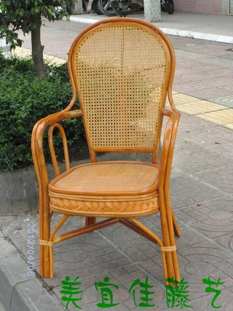 Silla muebles de ratán / mimbre silla colgante / de la rota cesta ...