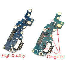 1Pcs Voor Nokia X6 6.1 Plus Usb Power Charge Poort Opladen Dock Connector Microfoon Board Flex Kabel Vervanging(China)
