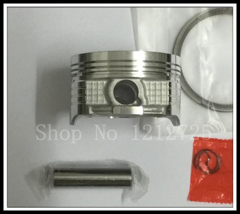 Motosiklet pistonu və üzük CG150 (62MM), bir piston pinli 13mm - Motosiklet aksesuarları və ehtiyat hissələri - Fotoqrafiya 2