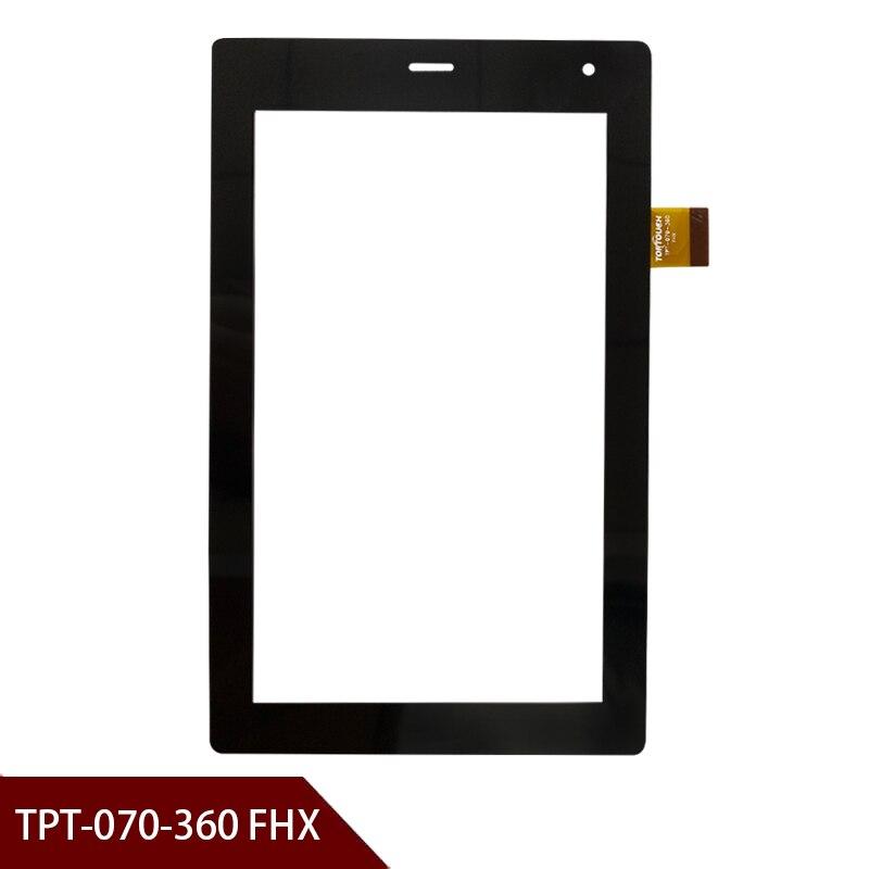 New 7 Inch Touch Screen Panel Digitizer For Megafon Login 3 MT4A Login3 MFLogin3T Tablet TPC1463 TPT-070-360 Free Shipping