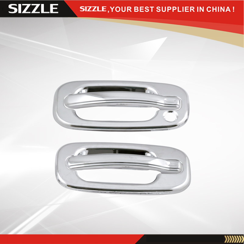 Chrome Plated ABS Door Mirror Covers For 2000-2006 Chevrolet Tahoe