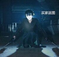 Free Shipping Li Shenshun Darker Than Black The Black Contractor Kuro No Keiyakusha Hei Cosplay Costume