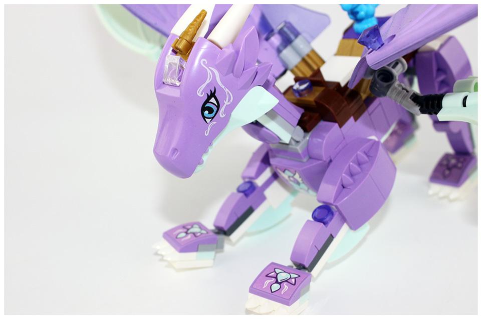 дракон святилище 41178 строительный блок модель игрушечные нагрузки для детей bela 10549 совместимость эльф рисунок фея набор