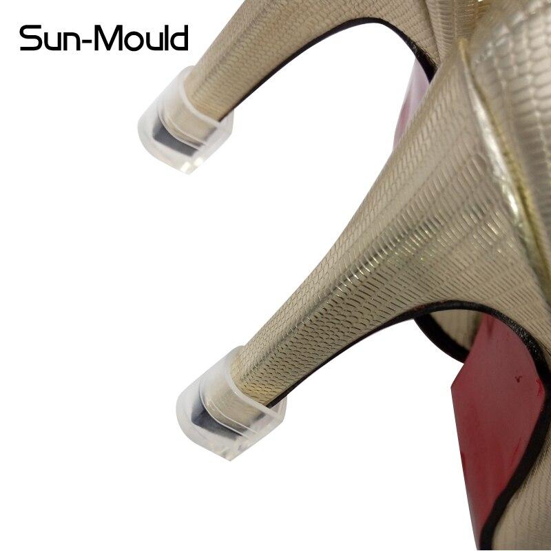protetores de salto alto conjunto de sapato