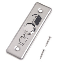 New high quality convenient stainless steel switch panel door exit push home release button access control.jpg 200x200