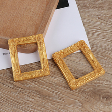 Resin Photo Frame Simulation Furniture Model Toy For Children Doll House Decoration 1/12 Dollhouse Miniature Accessories