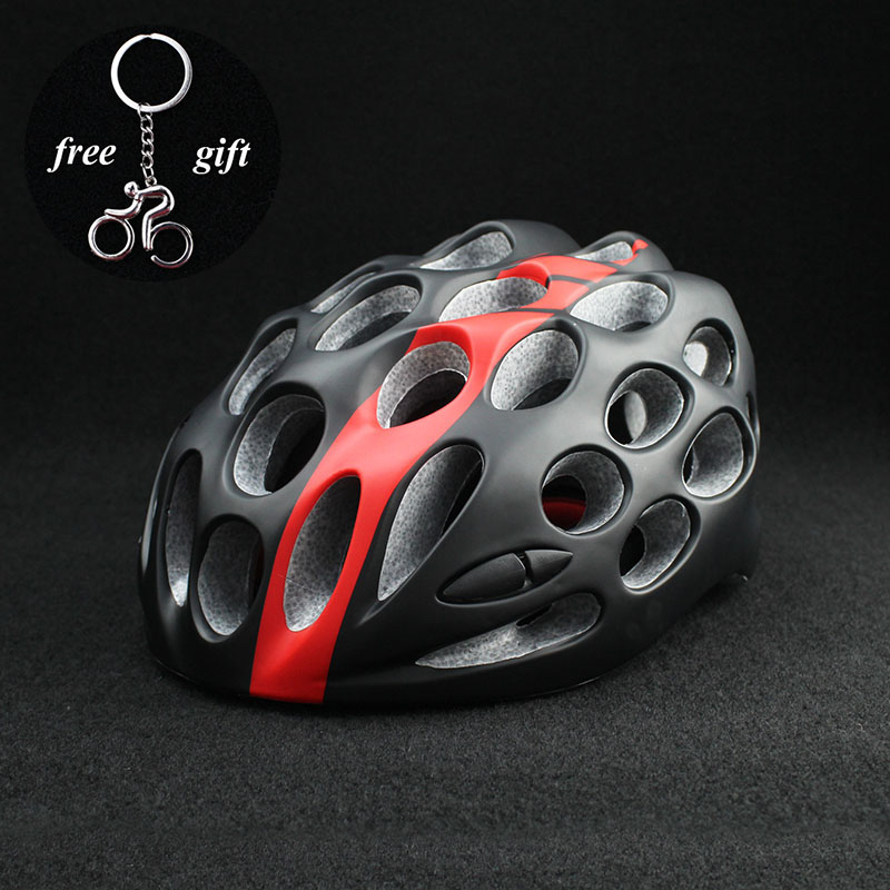 Hot Sale Cycling Helmet bike helmet high quanlity Breathable Mens Bicycle cycling Helmet casco ciclismo size L 56-61CM racmmer cycling gloves guantes ciclismo non slip breathable mens