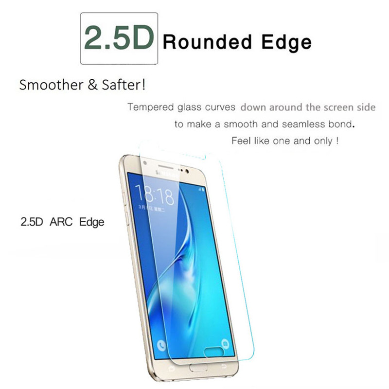 Image 5 - 9H Tempered Glass For Samsung Galaxy A3 A5 A7 2017 Screen Protector For Samsung A5 A3 A7 2016 note3 note4 note5 Protective film-in Phone Screen Protectors from Cellphones & Telecommunications