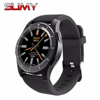 Slimy Smart Watch G8 Smartwatch Bluetooth 4 0 Fitness Tracker Support SIM Card Heart Rate Blood