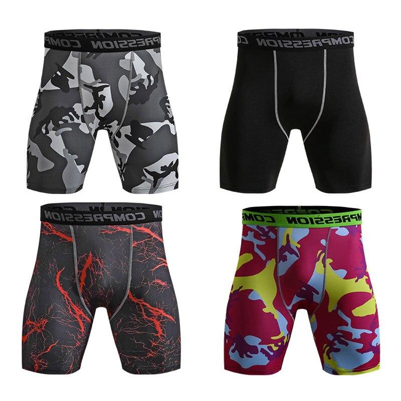 Sport & Unterhaltung Bodybuilding Lauf Fitness Badminton Shorts Herren Sport Bottoms Sexy Plus Sizes-3xl 3d Druck Badehose Compression Short Hosen Sportbekleidung