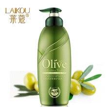 ЛАИКУ Olive кондиционер для волос 300 мл совместимый ремонт сухой завивают пермь(China (Mainland))