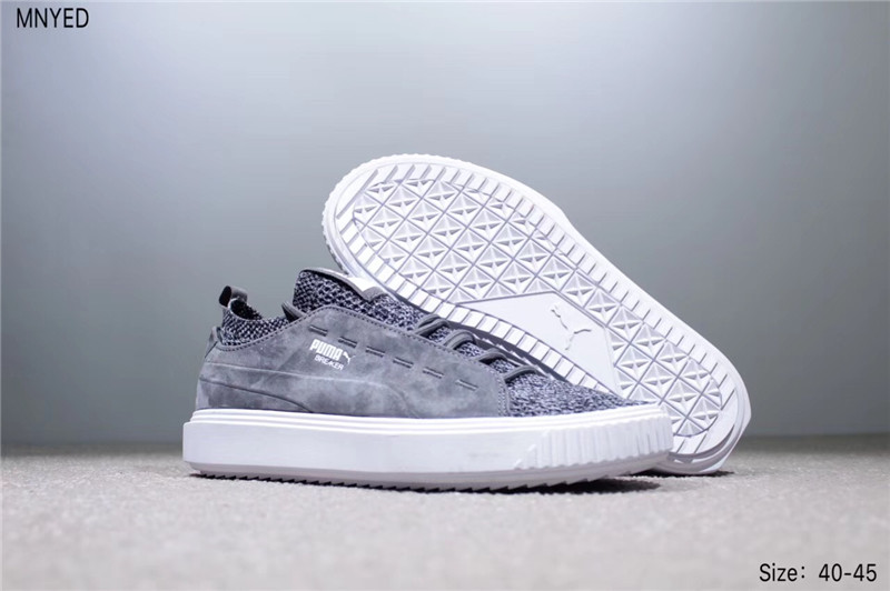utterly stylish the latest exclusive deals Puma shoes puma BREAKER KNIT SUNFADED socks knit board shoes men's shoes  size 40-44