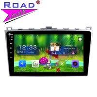 TOPNAVI Android 6 0 2G 32GB Quad Core 10 1 Car GPS Navigation Media Center For