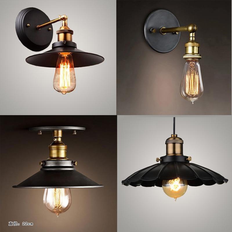Σύγχρονη Σύντομη Φως Οροφής Edison - Εσωτερικός φωτισμός
