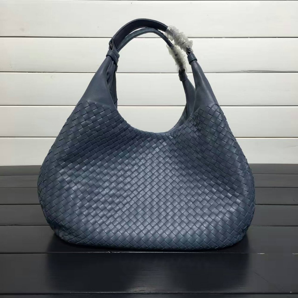 ISHARES Exquisite Handmade Weave Lambskin Handbags Women Brands Fashion Elegant Lady Shoulder