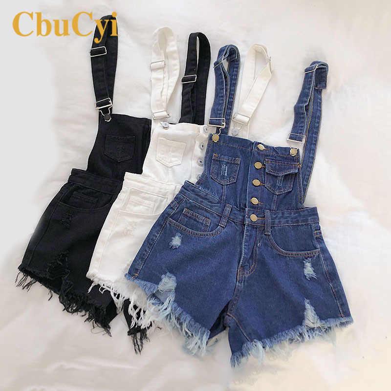 Новый летний комбинезон женский джинсовый комбинезон большого размера короткие комбинезоны для женщин хлопковые комбинезоны Женская одежда Peto Vaquero Mujer