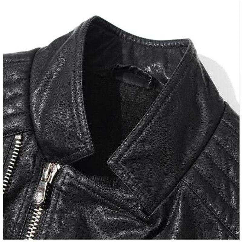 Heißer 2019 Neue Mens Casual Leder Unten Jacke Männlichen Kurzen Schlanken Koreanische Der Revers Leder Jacke Jugend Flut Winter Jacke Für Männer Schmuck & Zubehör