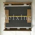auto ac parts air conditioner condenser for CAMC truck 24V 2006