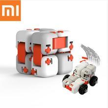 Oryginalny xiaomi mitu kostki spinner ręczny cegły inteligencja zabawki inteligentne Fidget magiczne kostki nieskończoność zabawki anty stres lęk