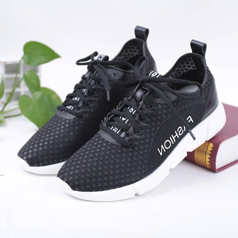 SHUANGFENG Gloednieuwe Damesschoenen Casual Sport Mode Schoenen Vrouw - Damesschoenen
