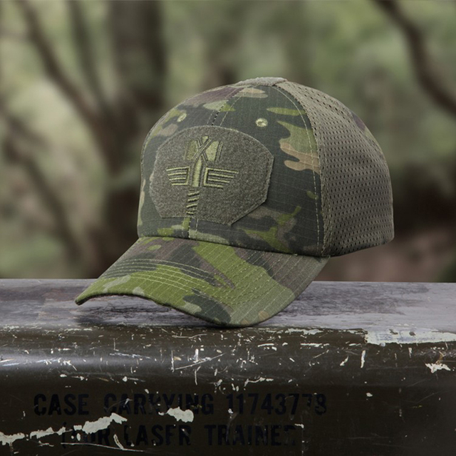 df826059b74cb Multicam Tropic Tactical Baseball Sport Caps MTP 100% Mesh 65 35 Ripstop  Material Baseball Hat Outdoor Camo Cap MCBK MTP-in Hunting Caps from Sports  ...