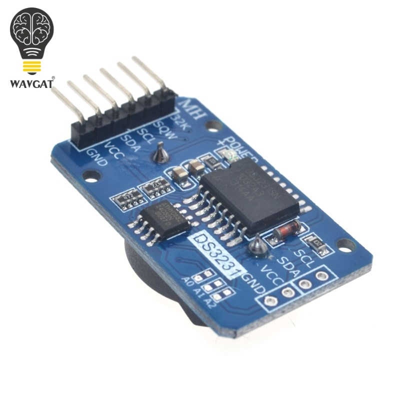 DS3231 AT24C32 IIC модуль прецизионных часов DS3231SN для Arduino модуль памяти