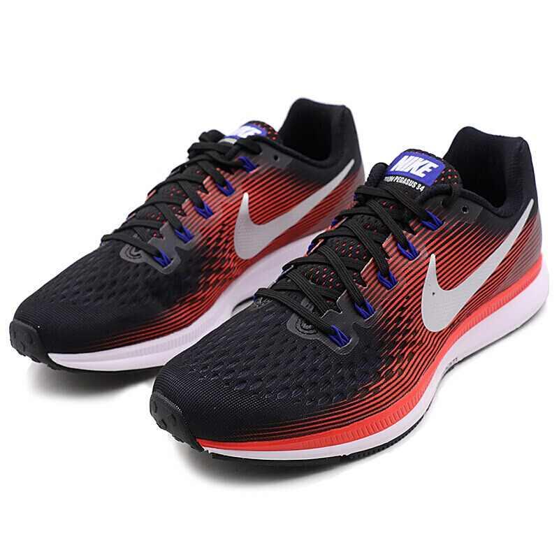 reputable site 46a47 0b743 ... Original New Arrival 2019 NIKE AIR ZOOM PEGASUS 34 Men s Running Shoes  Sneakers ...