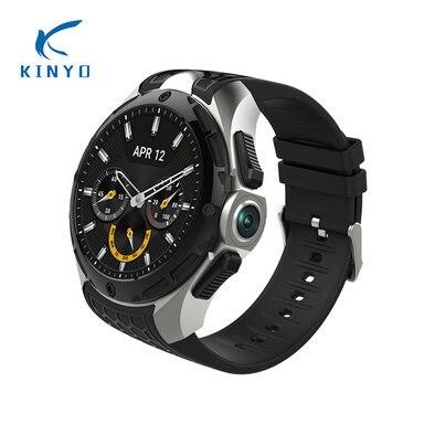 Hot smart watch ALLCALL W2 3G MTK6580 2G+16G wristwatch HeartRate AMOLED display waterproof Smartwatch GPS support nano sim card