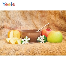 Yeele Happy Rosh Hashanah Baby Honey Food Israel Personalized Photographic Backdrops Photography Backgrounds For Photo Studio