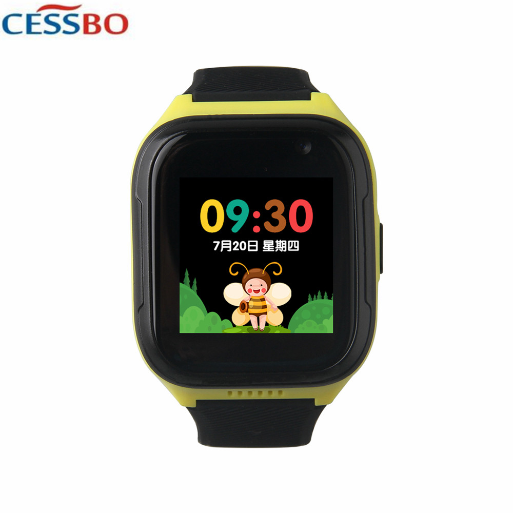 2019 New! 4G GPS Mobile Kid Watch Multi Function Waterproof Sport Stopwatch Digital Child Wristwatch for Boy Girl Video Calling image