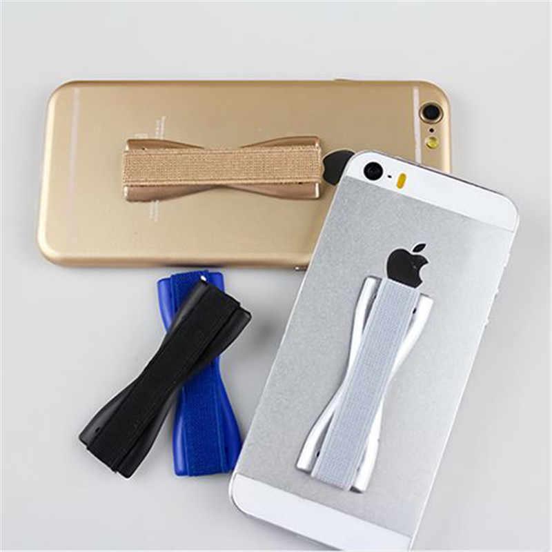 Siancs для iPhone X samsung huawei слинг для пальца рукоятка эластичный ремешок Универсальный держатель для телефона Подставка для мобильных телефонов планшеты