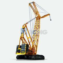 1/50 XCMG QUY300 Full Hydraulic Crawler Crane Construction Machinery Diecast Model