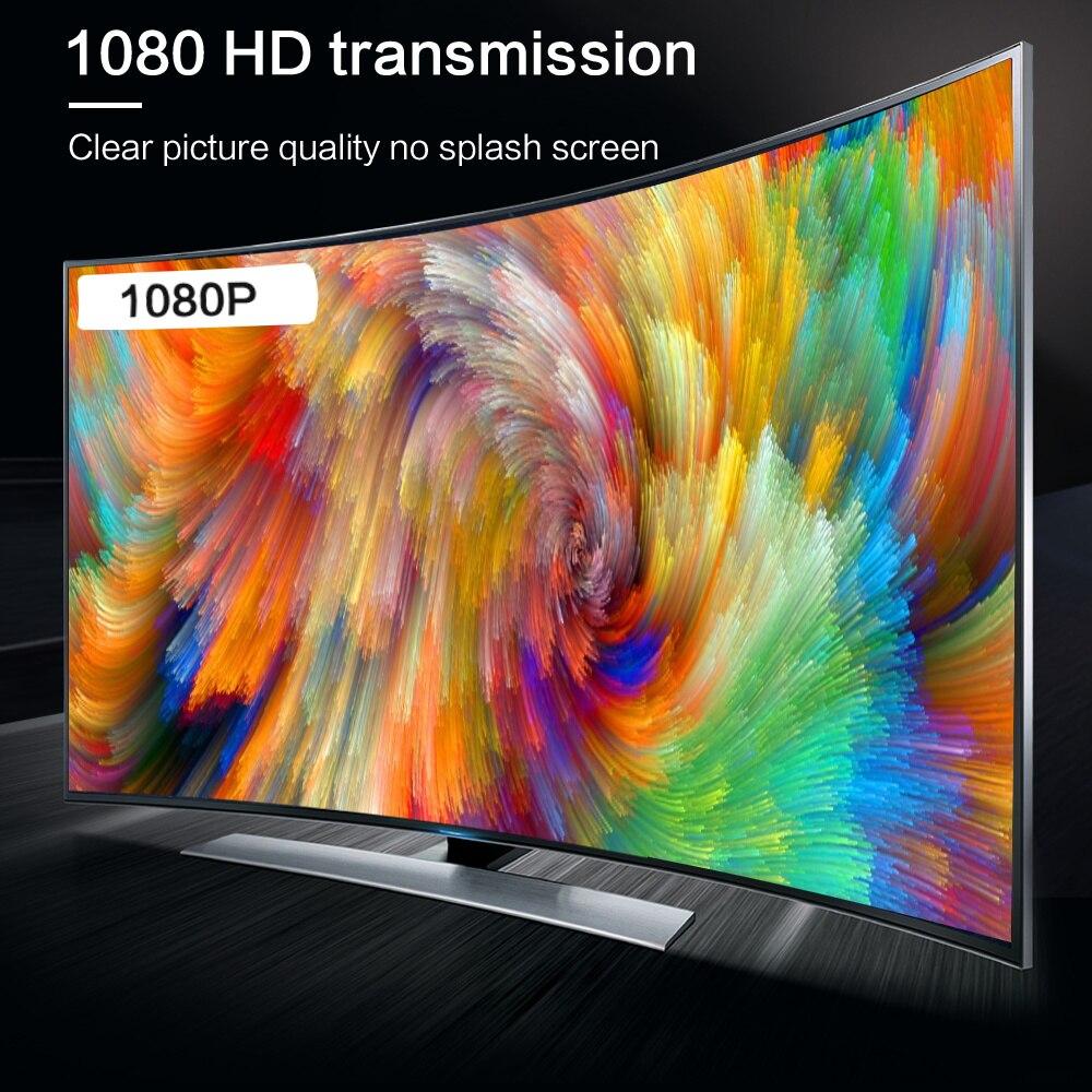 1,4 Версия 1080p 3D Тонкий HDMI кабель Позолоченный штекер Male-Male HDMI кабель 0,3 м 0,5 м 1 м 1,5 м