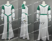 The Swan Princess cosplay dress Odette Cospaly costume(China)