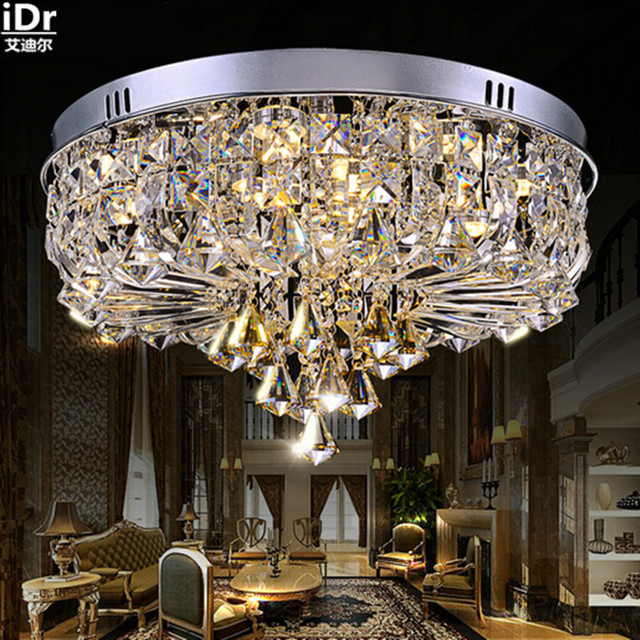 high end lighting fixtures. Contemporary Luxury High-end Lighting Fixtures Wholesale Crystal Led Modern Living Room Ceiling Lights High End D