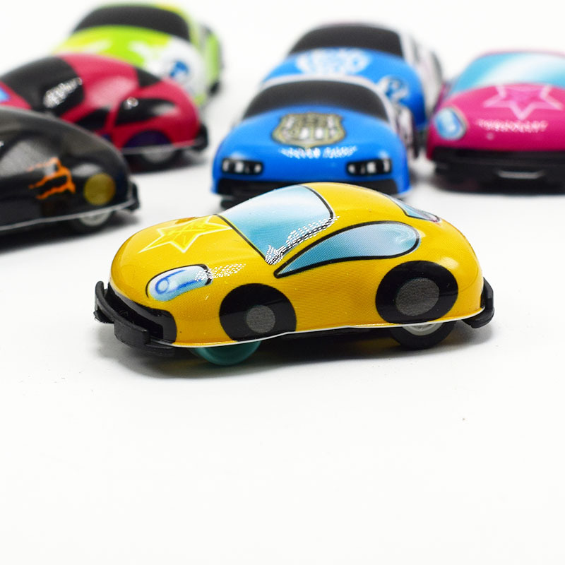 5pcs/lot Baby Toys Cute Plastic Pull Back Cars Toy Cars for Child Wheels Mini Car Model Funny Kids Toys for Boys F1