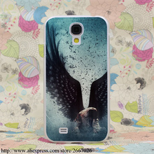 Supernatural Hard Transparent Case for Samsung Galaxy