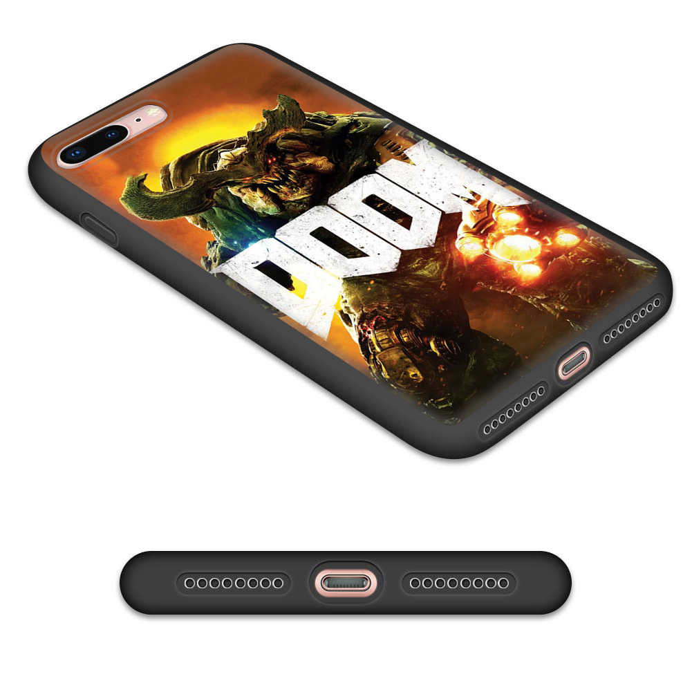 Lavaza Doom H1Z1 Сталкер силиконовый мягкий чехол для iPhone XS Max XR X, 8, 7, 6, 6 S, Plus, 5, 5S SE